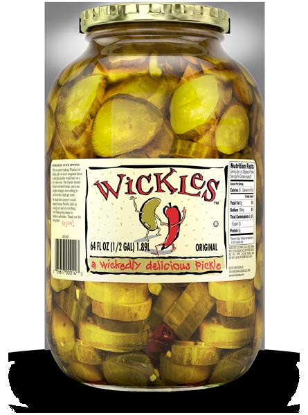 wickles pickles 64 oz wickles pickles