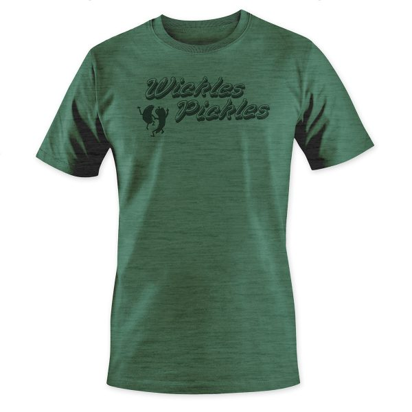 Product photo of the Wickles Retro T-shirt