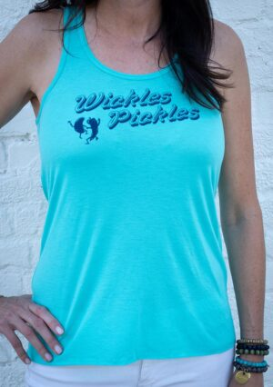 Totally Teal Tank