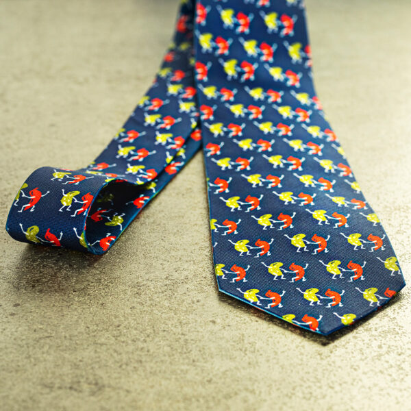 Pickle Pepper Necktie