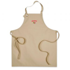 Product photo of Natural Colored Wickles Wicked Artisan Apron