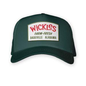 Product photo of the Emerald farm fresh trucker hat