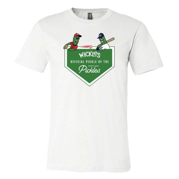 Portland Pickles x Wickles Pickles Tshirt